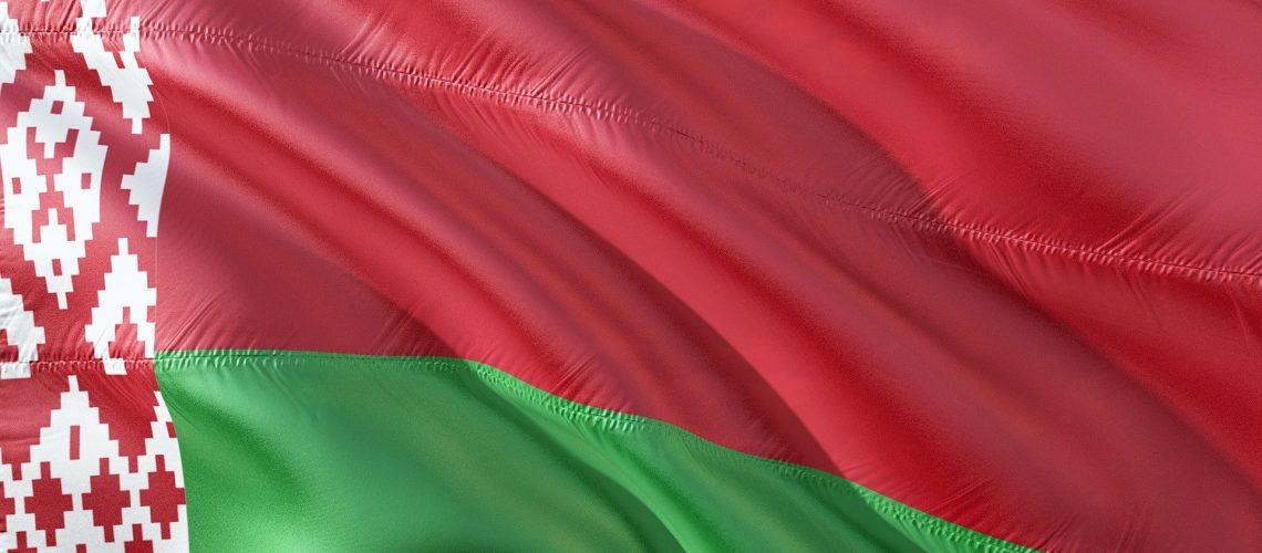 international flag of Belarus